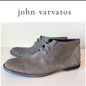 John Varvatos Chelsea Boots leather 11